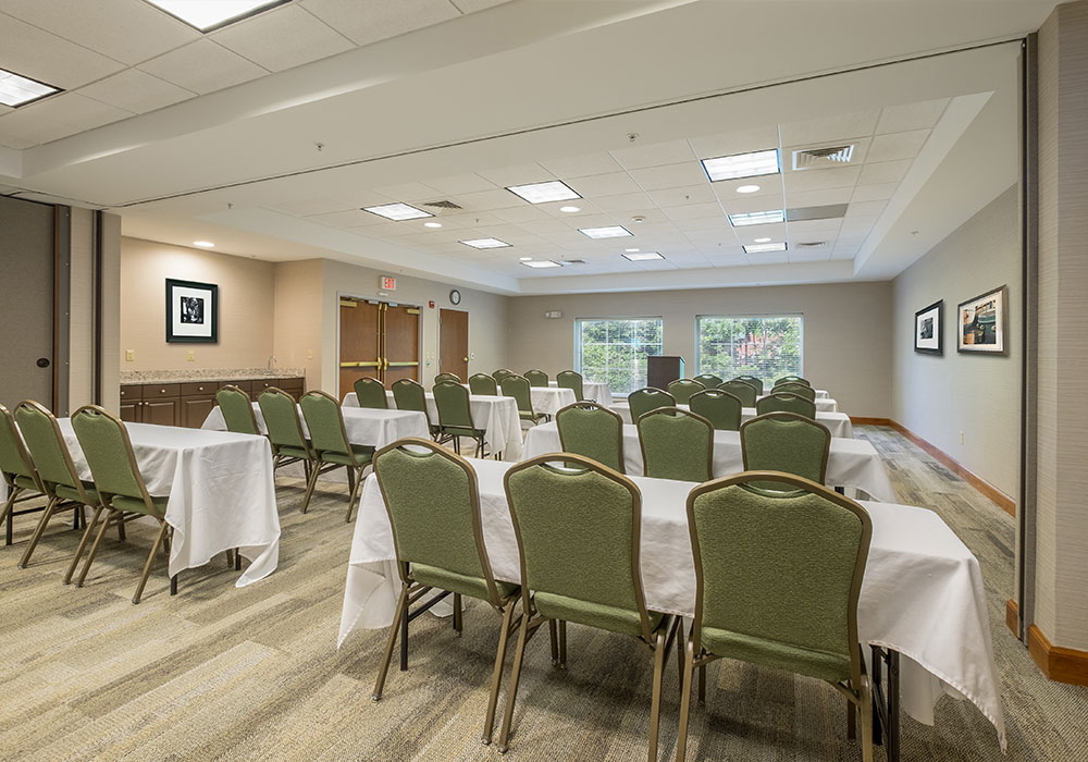 Hampton Inn Waterville Conference Hall