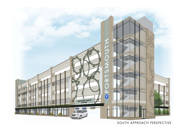 Additional funds unanimously approved for Foundry Place parking garage