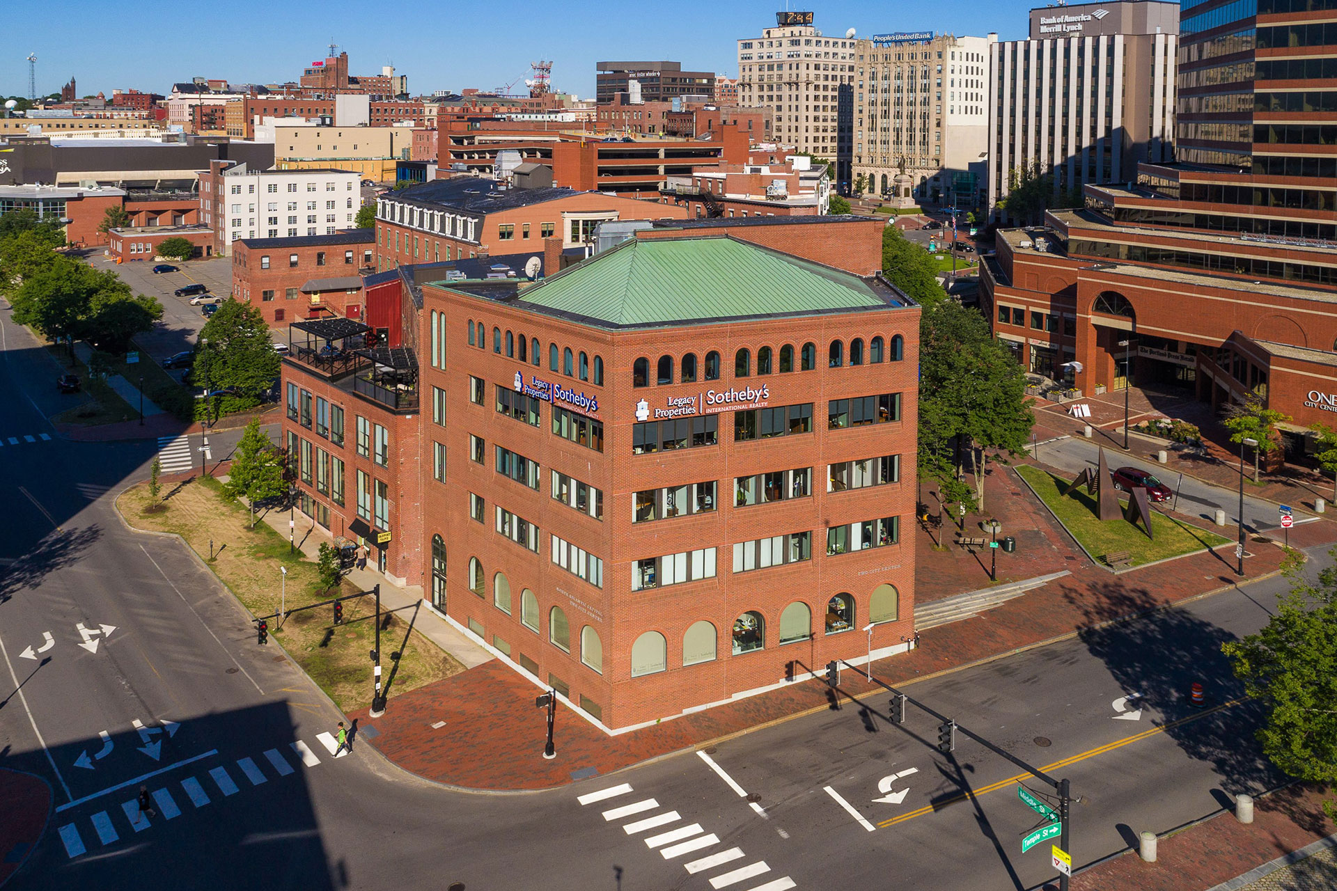 Two City Center, Portland Maine